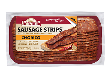 Johnsonville Sausage Strips Chorizo