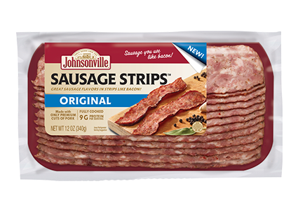 Johnsonville Sausage Strips Original