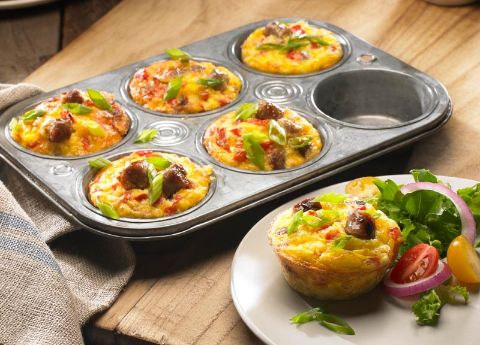 Image of Amazing Muffin Cups