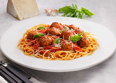 Image of  Johnsonville Classic Meatballs & Spaghetti