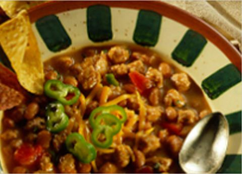 Image of White Bean Chili