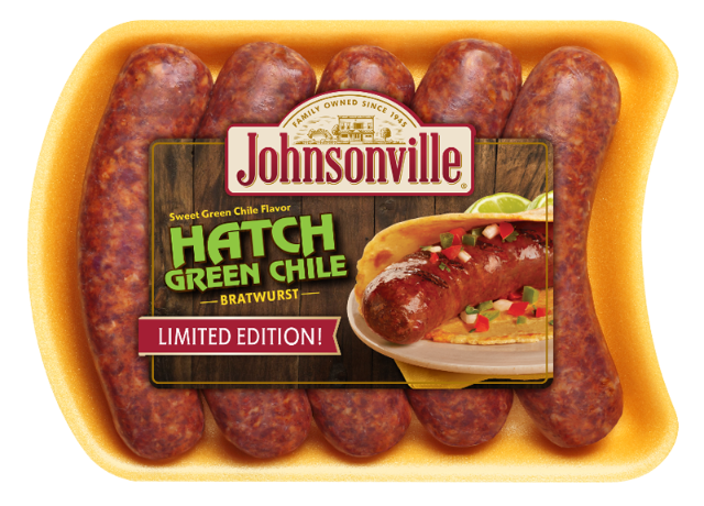 Hatch Green Chile Brats