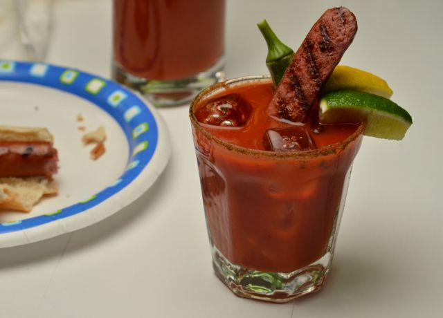 Image of Barking Bloody Mary