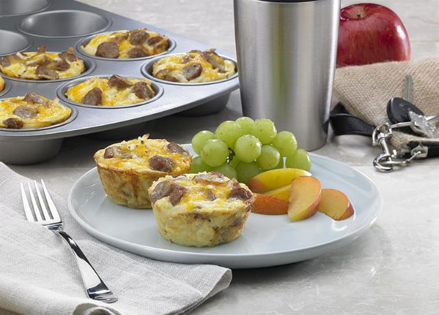 Image of Fast & Easy Breakfast Cups