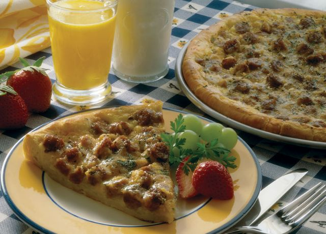 Image of Breakfast Pizza