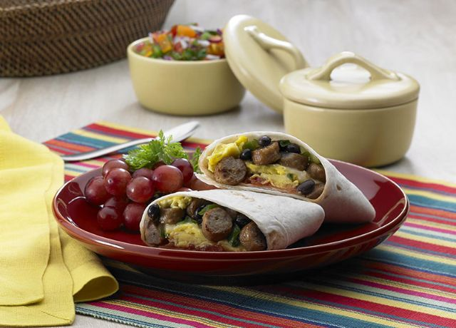 Image of On-The-Go Breakfast Burritos