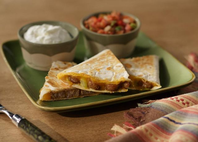 Image of Quick Quesadillas