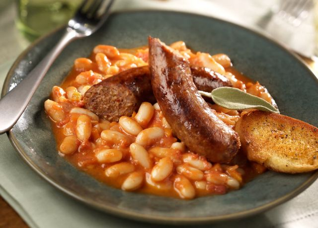 Image of Cannellini Beans & Italian Sausage