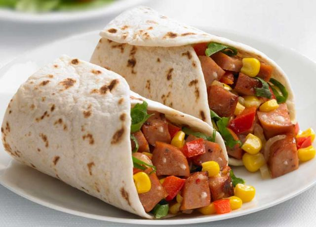 Image of Johnsonville Chipotle Monterey Jack Cheese Chicken Sausage Wraps