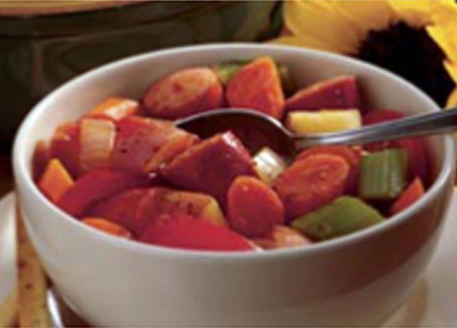 Image of Colorful Fall Harvest Stew