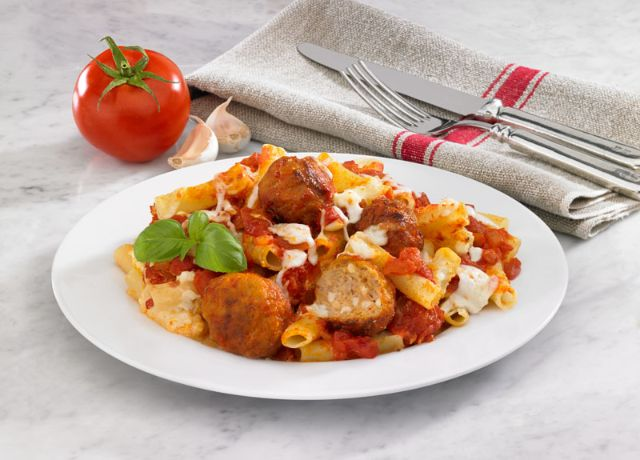 Image of Johnsonville Three Cheese Baked Ziti