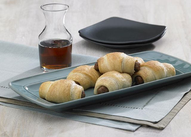 Image of Maple Cream Cheese Roll-Ups