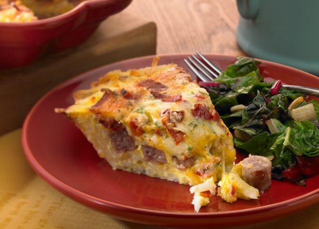 Image of Morning Delight Quiche