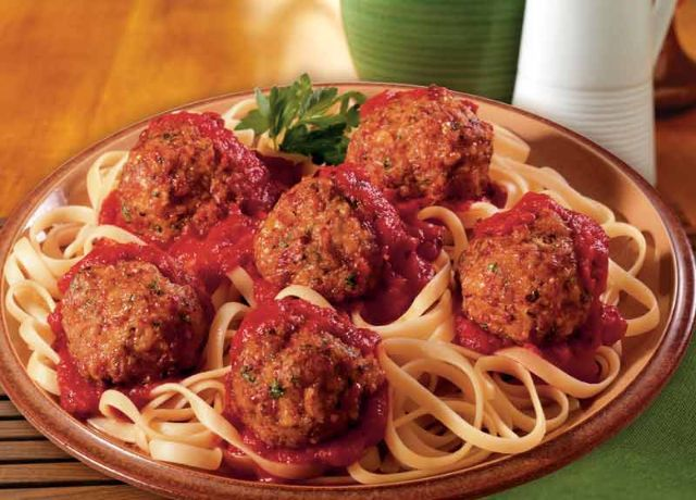 Image of Old Fashioned Italian Meatballs