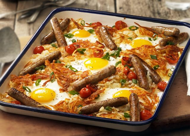 Image of One-Pan Brunch Bake