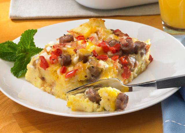 Image of Overnight Breakfast Casserole