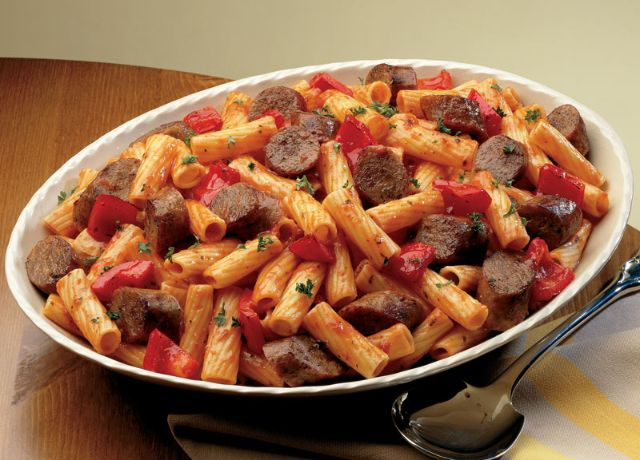 Image of Rigatoni à la You!