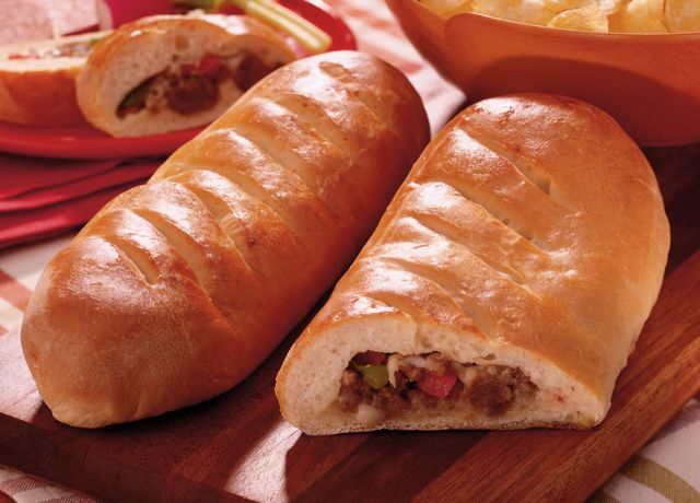 Image of Sausage Appetizer Loaves