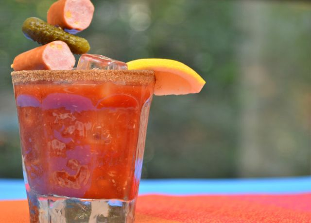 Image of Screamin' Eagle Bloody Mary