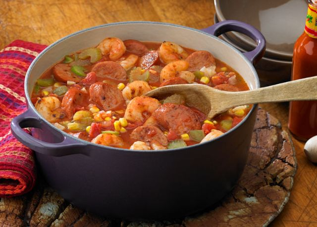 Simple Shrimp Creole Johnsonville Com