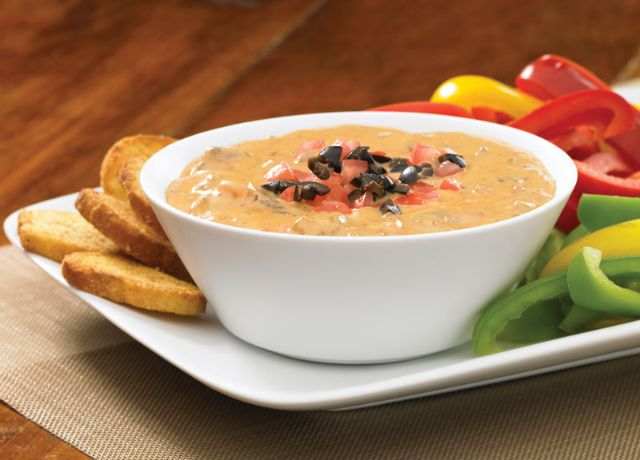 Image of Spicy Sausage Queso