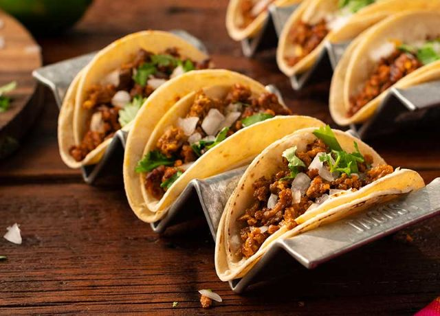 Image of Baja Chipotle Pork Street Tacos