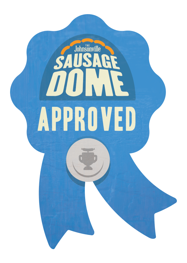 Sausage Dome Approved