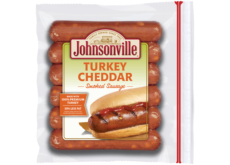 Product Image of Johnsonville Turkey Sausage with Cheddar Links