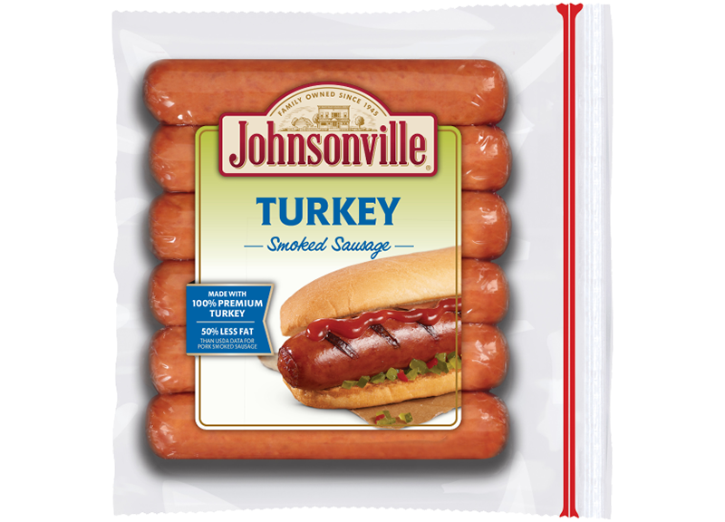 Product Image of Johnsonville Smoked Turkey Sausage Links
