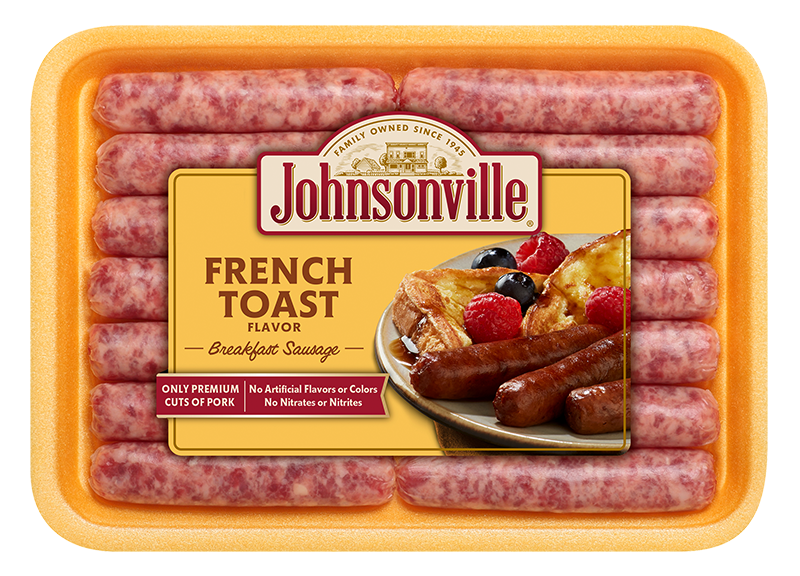 Product Image of Johnsonville French Toast Flavor Breakfast Sausage
