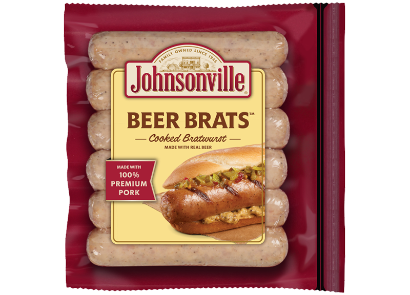 Product Image of Johnsonville Beer Brats Links