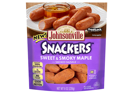Product Image of Johnsonville Sweet and Smoky Snackers