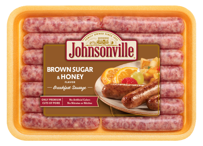 Product Image of Johnsonville Brown Sugar & Honey Breakfast Sausage Links
