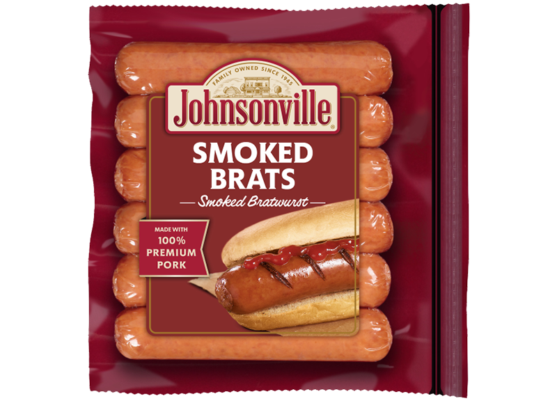 Product Image of Johnsonville Smoked Brats Links