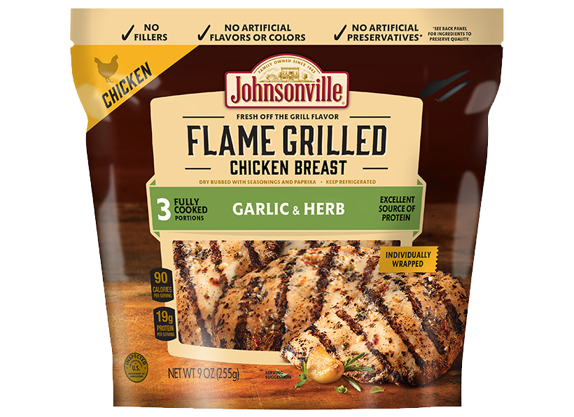 Flame Grilled Chicken Johnsonville