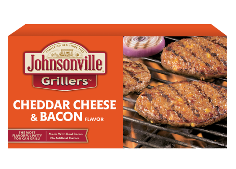 Cheddar Cheese & Bacon - Johnsonville com