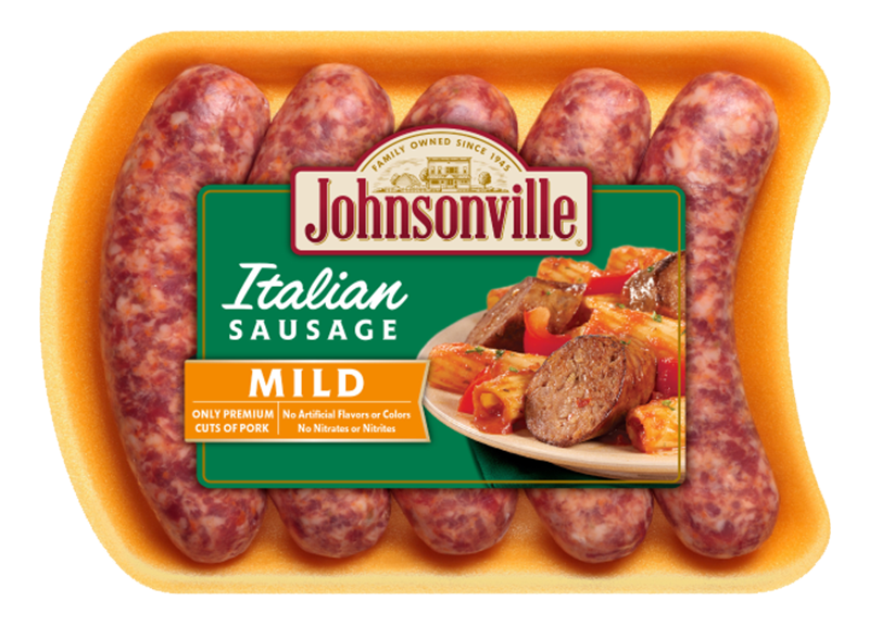 Fresh Italian Mild Sausage Links - Johnsonville com