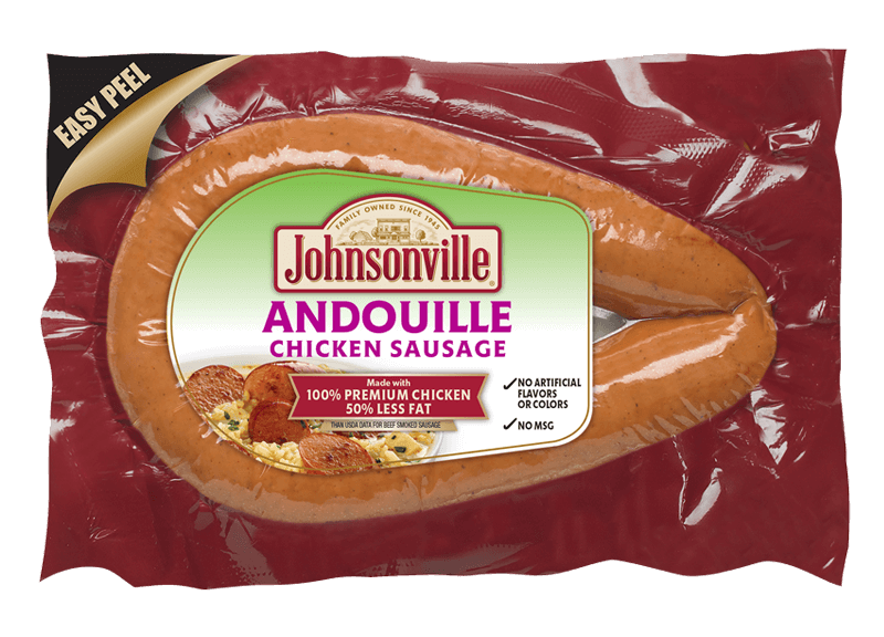 Product Image of Johnsonville Andouille Chicken  Rope Sausage