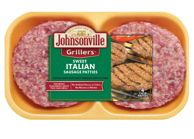 Product Image of Johnsonville Sweet Italian Sausage 16oz.