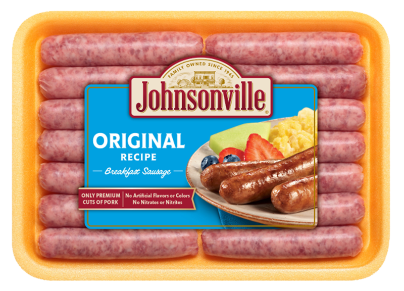 Product Image of Johnsonville Original Recipe Breakfast Sausage Links