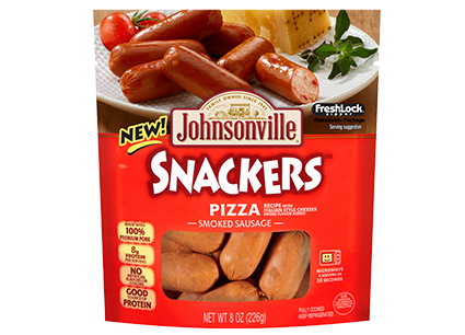 Product Image of Johnsonville Pizza Snackers