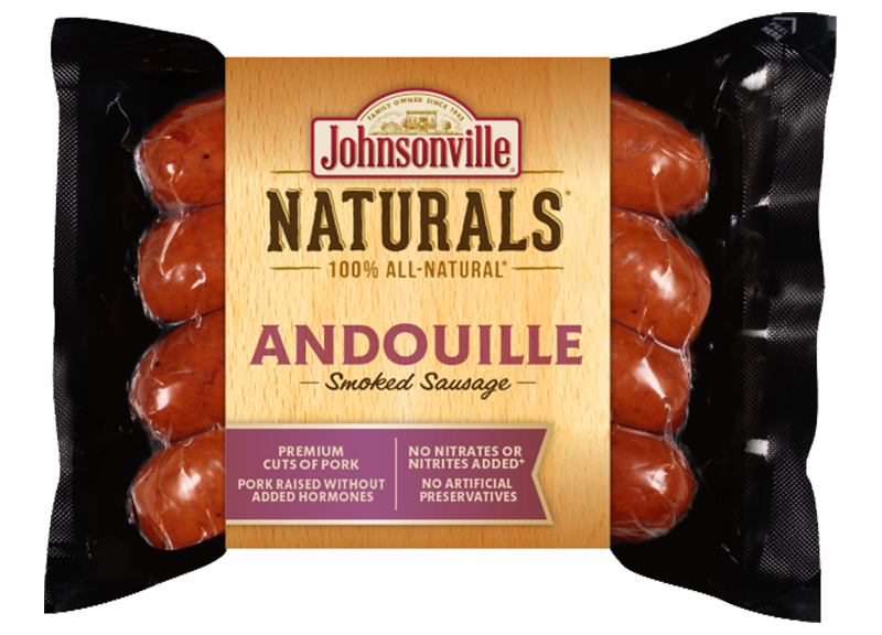 Product Image of Johnsonville Andouille Smoked Sausage